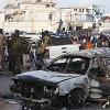Somalio sostinėje per sprogdinimus ir ataką viešbutyje žuvo 12 žmonių