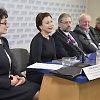 """Projekte """"Panevėžys vienija ir taškas!"""" – Nobelio premijos laureatė S.Aleksijevič, režisierius K.Zanussi ir bokso čempionas V.Klyčko"""