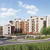 """""""Eika"""" Vilniaus Jeruzalės rajone pradeda statyti """"Domino namus"""""""