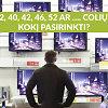 Kaip protingai išsirinkti televizoriaus dydį?