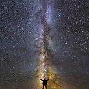 Naktinio dangaus nuotraukos
