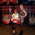 Alina Olefirenko ir aštuonis kartus Pasaulio čempionė Jolanta Mileriūtė