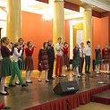 Artūro Noviko koncerto akimirka