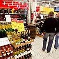 Draudimas pardavinėti alkoholinius gėrimus.