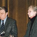 Rūta Staliliūnaitė (dešinėje)