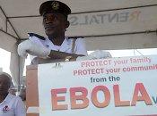 Ebolos protrūkis: 6 svarbūs skaičiai