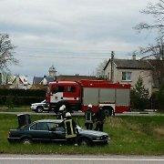 Klaipėdoje nuo kelio nuskriejo BMW