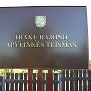 Įtariamajam rinkimų byloje Trakuose skirta griežčiausia kardomoji priemonė
