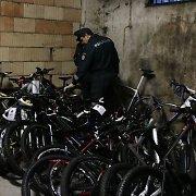 Kauno policija sulaikė 30 vogtų prabangių dviračių gabenusį vyrą