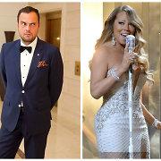 Jogaila Morkūnas nusivylė Mariah Carey koncertu Las Vegase: ji kniaukė, cypė ir inkštė