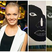 """""""Pinup Girls"""" narė Viktorija Sutkutė pardavė įspūdingą paveikslą: """"Tapiau kasdien visą mėnesį"""""""