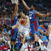 Kinijos varžovais Azijos pirmenybių finale bus Filipinų krepšininkai