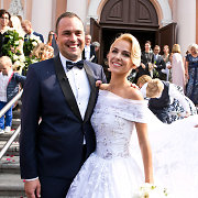 Indrė ir Jogaila Morkūnai laukia šeimos pagausėjimo