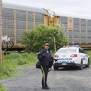 Kanadoje prekinis traukinys suvažinėjo dvi studentes