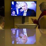 Galima Pentagono vadovė: turime atgrasyti Rusiją ir nuraminti sąjungininkus