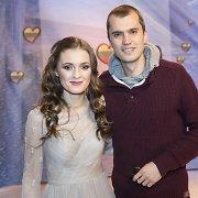 """Ievą Kiltinavičienę """"Eurovizijos"""" atrankoje palaikantis jos vyras Marius žmonai negaili patarimų"""