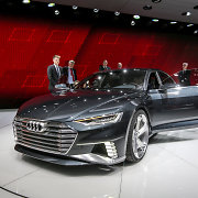 """Ženevos automobilių parodoje – septynios """"Audi"""" naujienos"""