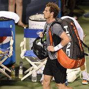 """Andy Murray po sensacingo pralaimėjimo Teimurazui Gabašviliui: """"Tai labai nuvilia"""""""