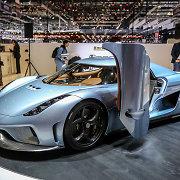 """Koenigsegg Regera"" techniniai duomenys skamba beprotiškai: iki 400 km/val. – per 20 sek."