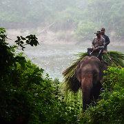 Nepalo džiunglėse: kur nuveda karšto vandens ir šokolado paieškos
