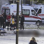 Turistų pamėgtoje aikštėje Stambulo centre nugriaudėjo sprogimas: yra žuvusiųjų ir sužeistųjų