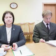 Virginija Baltraitienė atleido viceministrą Vilių Martusevičių