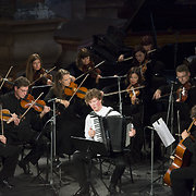 Martyno Levickio ir Klaipėdos kamerinio orkestro koncertas Šv. Kotrynos bažnyčioje