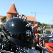 Trakų teismas: erelis su svastika – ne nacistinės Vokietijos, o baikerių simbolis