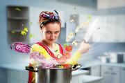 Sukamės iš padėties: 10 virtuvės gudrybių šeimininkėms