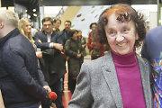 Dailininkė B.Žilytė: reikšmingas premijas reikėtų skirti, kai esi kūrybinio pajėgumo