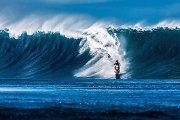 """Ramiojo vandenyno bangomis ant motociklo čiuožęs nutrūktgalvis: """"Galvojau, kad man atėjo galas"""""""