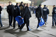 Bosnian football fans vandalize Kaunas stadium after victory
