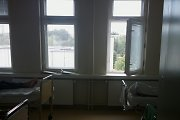 Sostinės Lazdynų ligoninėje – paciento šuolis iš palatos
