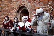 Vėl kviečia ilgiausios pasaulio Kalėdos Trakuose