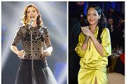 """Ericą Jennings nustebino įžvalgos, kad jos eurovizinė daina pernelyg panaši į Rihannos """"Stay"""""""