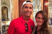 """Su Cristiano Ronaldo dirbęs modelis Gabija Kulbokaitė: """"Tik vėliau supratau, kad jis – žvaigždė"""""""