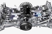 """""""Subaru Boxer"""" variklių gamybos apimtis pasiekė 15 mln. ribą"""