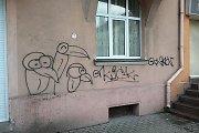 Klaipėda <i>spaudos veidrodyje:</i> Nenušveistos pastatų sienos savininkams atsirūgs baudomis