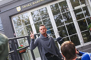 Teisme – Ruslano Kirilkino ir jį kiaušiniais koncerte apmėčiusio baikerio akistata