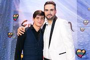 """Į """"Euroviziją"""" bandančio patekti Ištvano Kviko sūnus: """"Visi Kvikai yra muzikantai"""""""