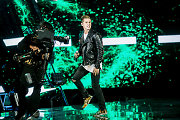 """Pirmoji kova """"Eurovizijos"""" atrankoje: iškrito trys dalyviai, lyderiu tapo Donny Montell"""