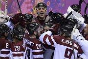 Latvijos ledo ritulio rinktinės rezultatai Sočio olimpiadoje dėl dopingo gali būti anuliuoti