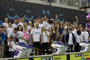 200 plaukikų Kaune varžėsi Pasaulio plaukimo čempionės R.Meilutytės šeimų turnyre