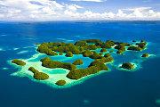 Egzotiškasis Palau salynas: rojus, kuriame negelia medūzos
