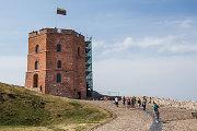 Napoleonas Kitkauskas: restauruojant Gedimino pilį žengta atgal