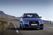 """Audi"" pristatys Q3 krosoverį, iki 100 km/val. įsibėgėsiantį per 4,4 sek."
