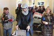 Vyriausybės vicekancleris abejoja, ar pavyks įgyvendinti pabėgėlių perkėlimo programą
