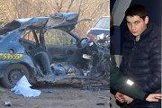 Tris žmones avarijoje Utenoje pražudęs Mantas Šironas įtikino teismą, kad nėra žudikas