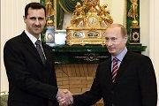 Daugiausiai sirų kraujo praliejo Basharo al-Assado ir Vladimiro Putino tandemas