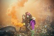 Fotografė, visažistė ir kirpėja savo kailiu patyrė, ką reiškia pozuoti Helovino fotosesijoje